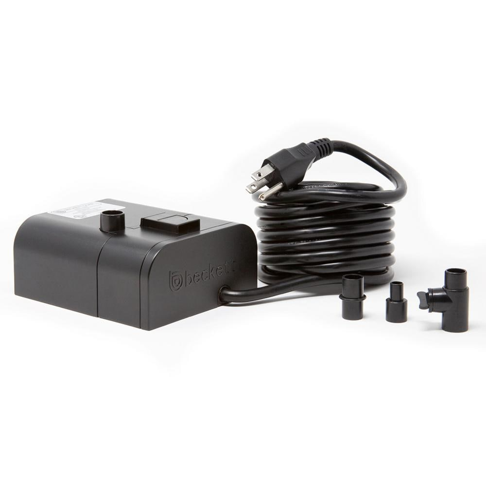 thumbnail 20 - Beckett Corporation Pond Pump Kit with Prefilter and Nozzles, 680 GPH