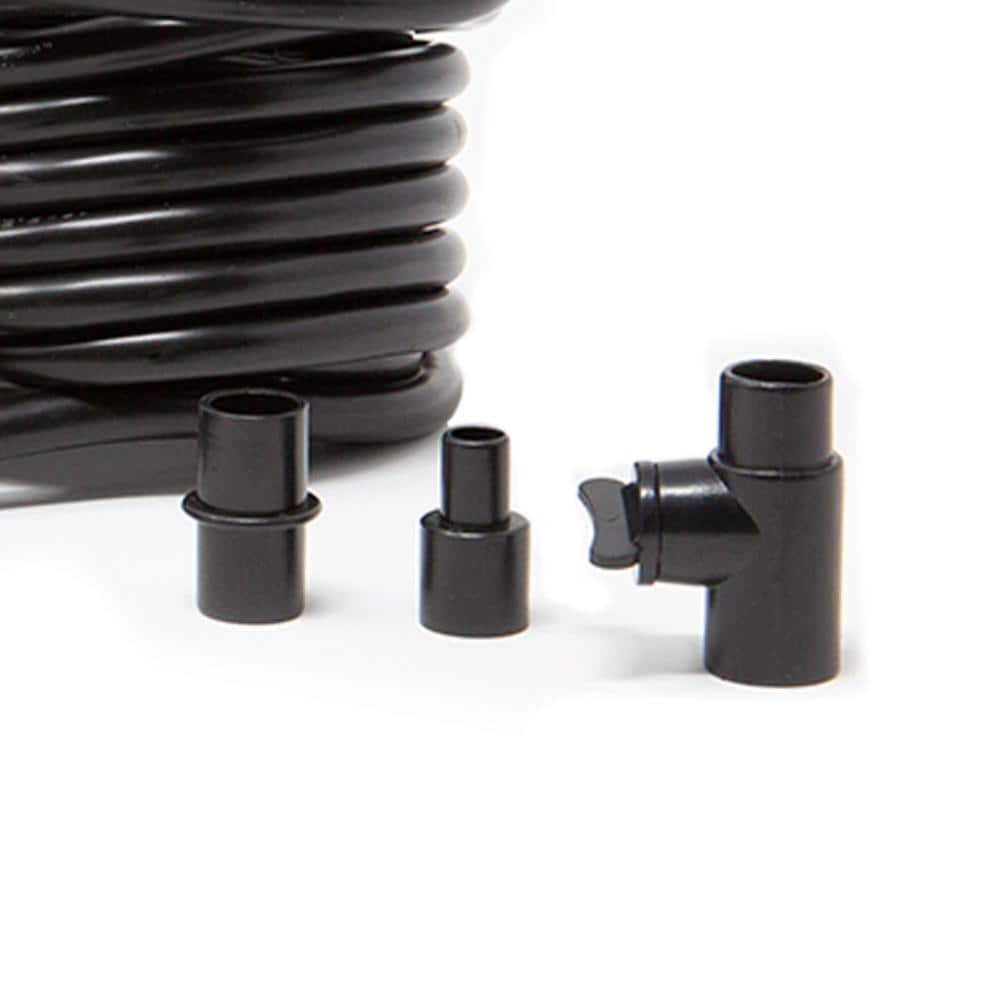 thumbnail 21 - Beckett Corporation Pond Pump Kit with Prefilter and Nozzles, 680 GPH