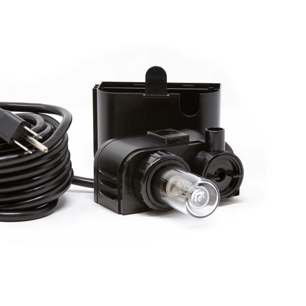 thumbnail 22 - Beckett Corporation Pond Pump Kit with Prefilter and Nozzles, 680 GPH