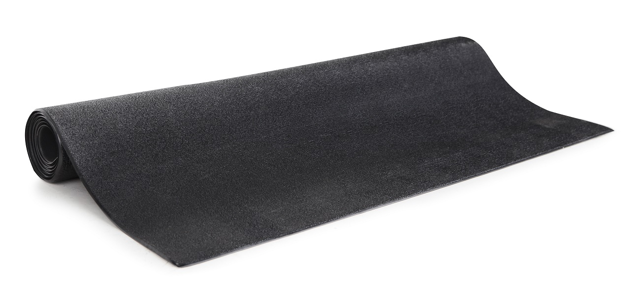 Equipment Mat For Exercise Gym Home Fitness Treadmill Carpet Heavy Duty Thick
