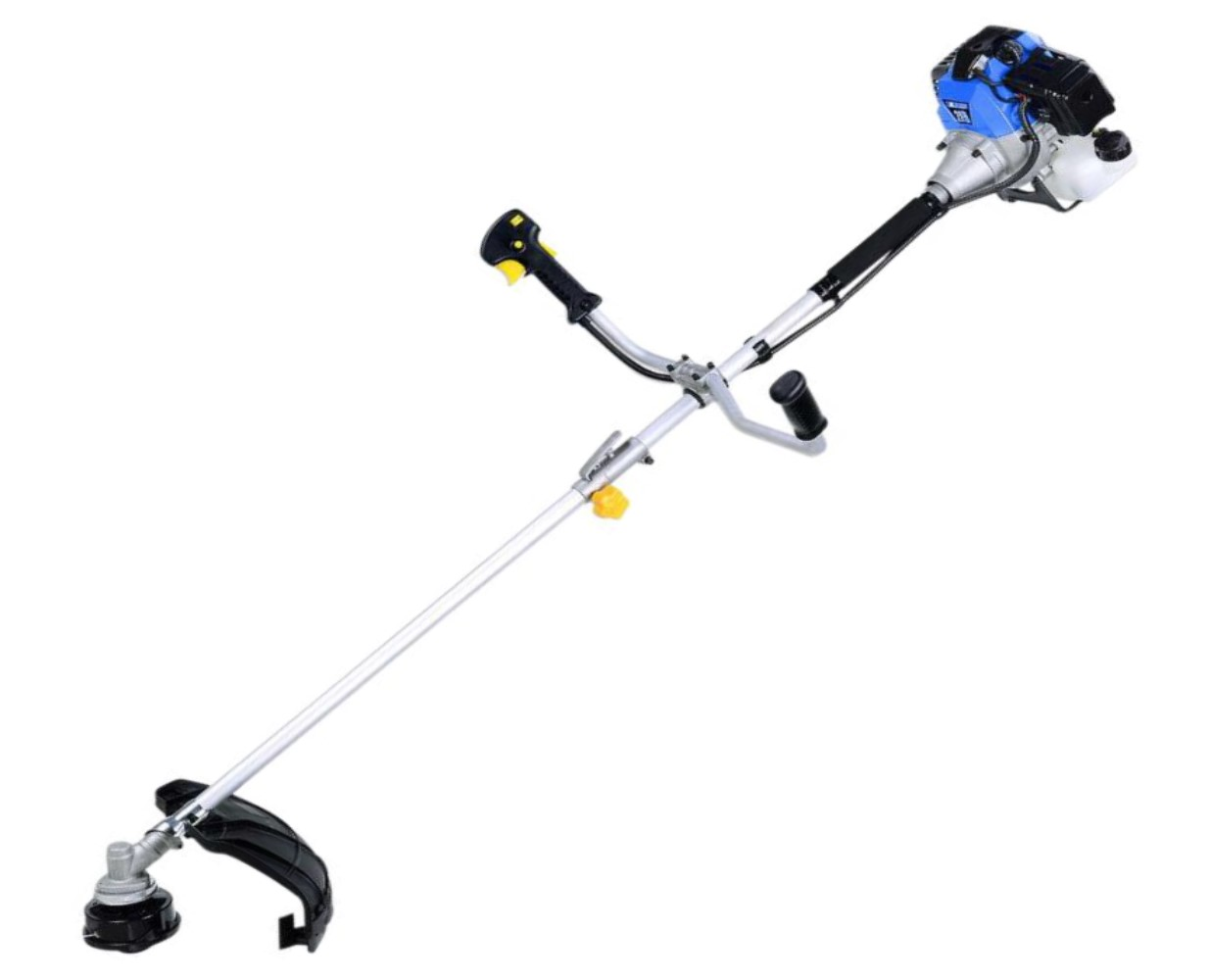 Details about Straight Shaft Trimmer Gas Weed Eater Commercial Brush Cutter  Free Strap 43cc