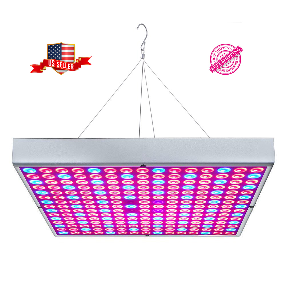 225 LED Grow Light Full Spectrum For Indoor Plant Growing Lamp Hydroponic  UV IR