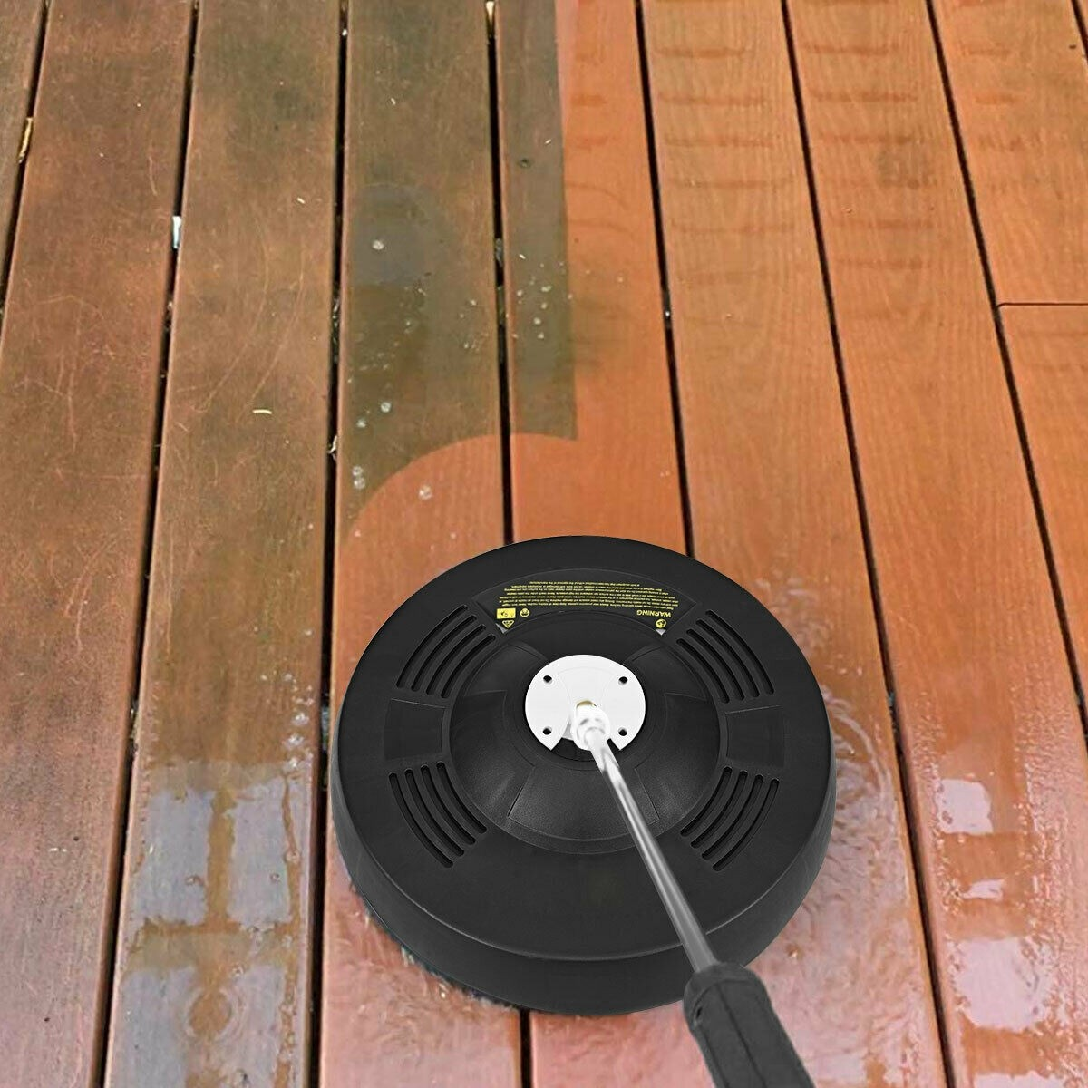16 Inch 3000 Psi Pressure Washer Surface Cleaner Attachment Deck