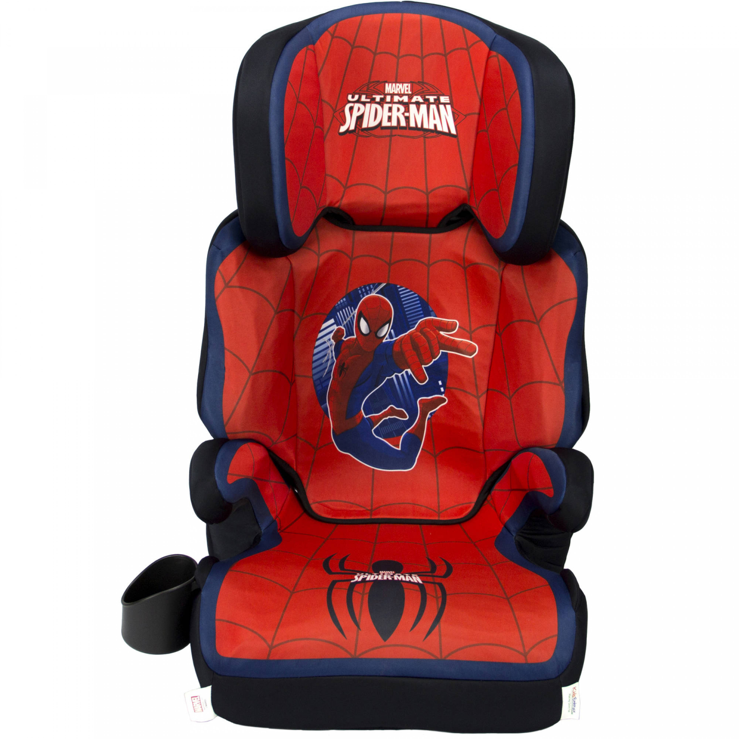 Terrific Details About Baby Safety Car Seat Kids Chair Toddler Highback Booster Travel Marvel Spiderman Creativecarmelina Interior Chair Design Creativecarmelinacom