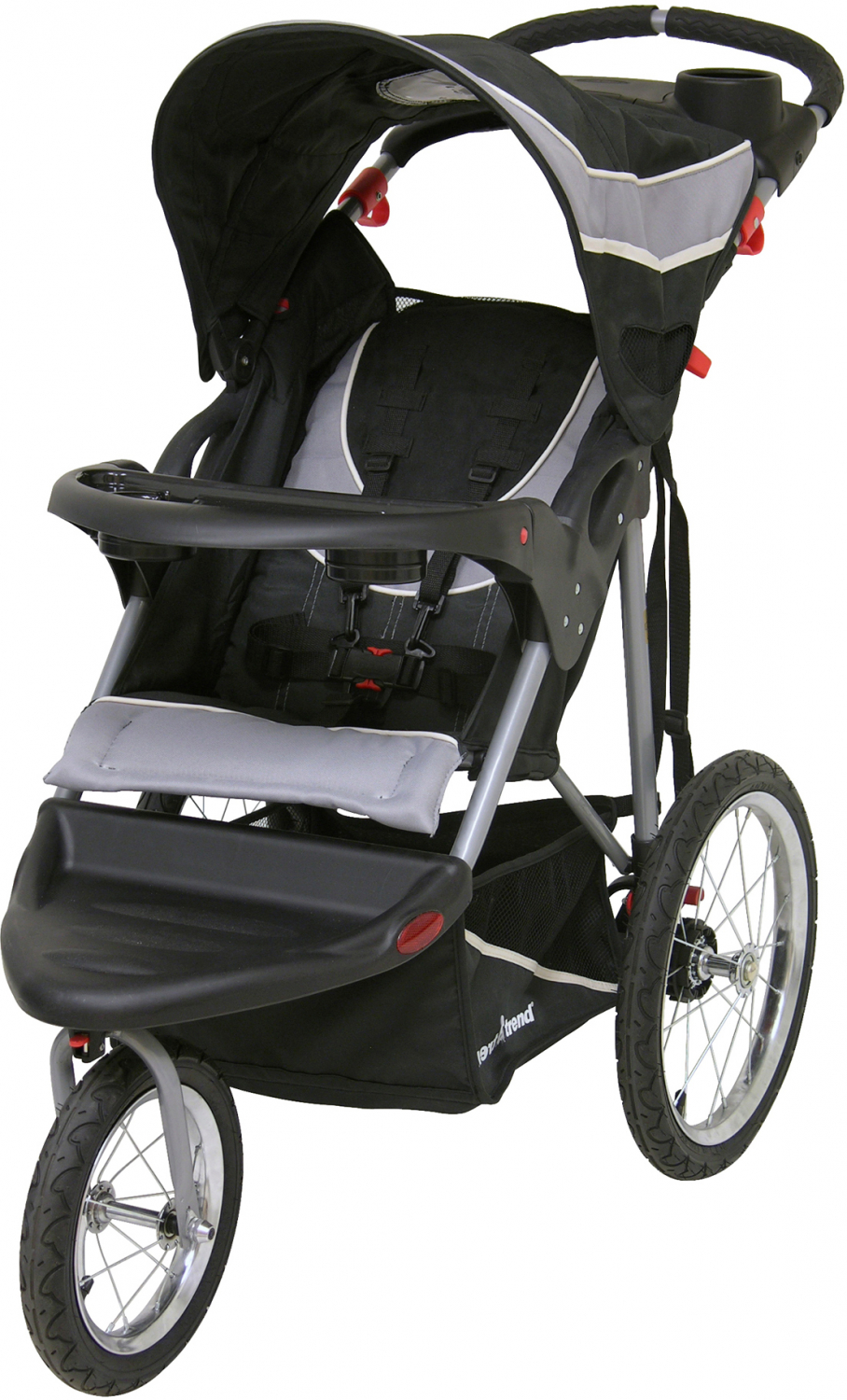 Details About Baby Jogging Stroller Expedition All Terrain Jogger Bicycle Tires Child Tray New