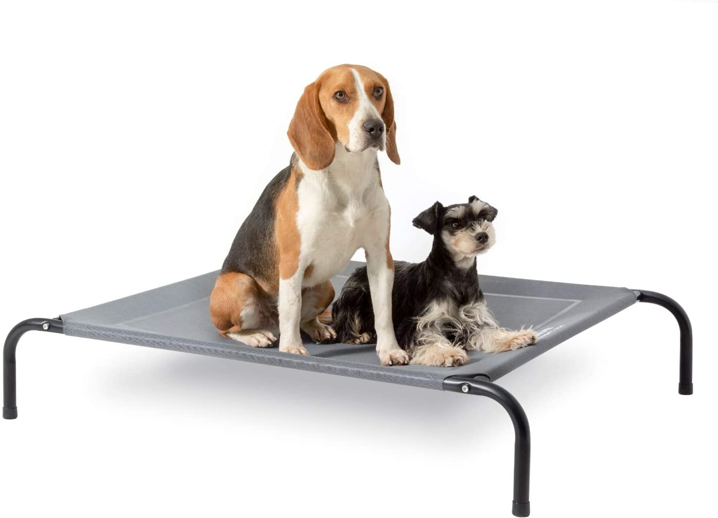 Picture of: Bedsure Original Elevated Dog Cot Bed 35 43 49 Inches Raised Dog Cots For And Ebay