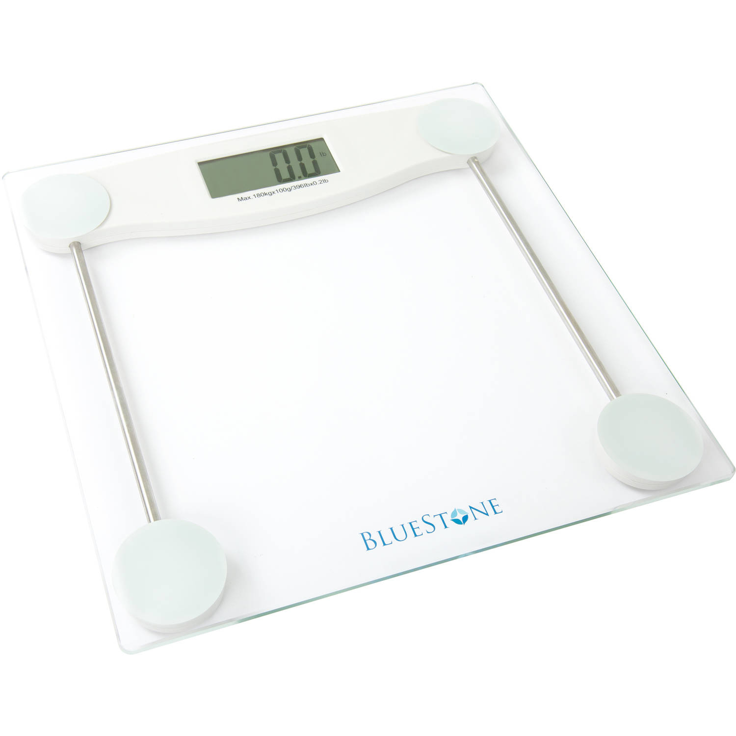 Tempered Gl Bathroom Scale 396