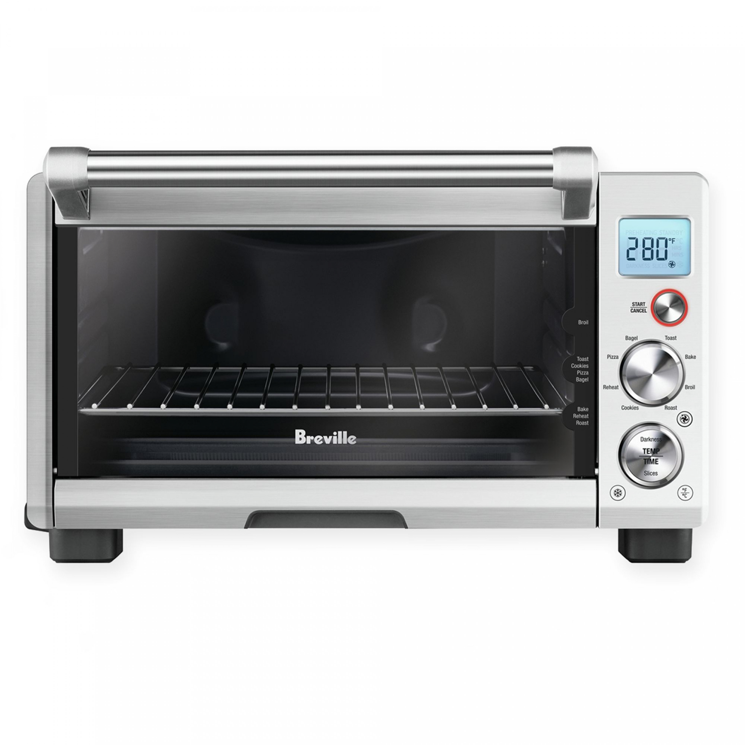 Breville Compact Convection Smart Toaster Oven Ebay