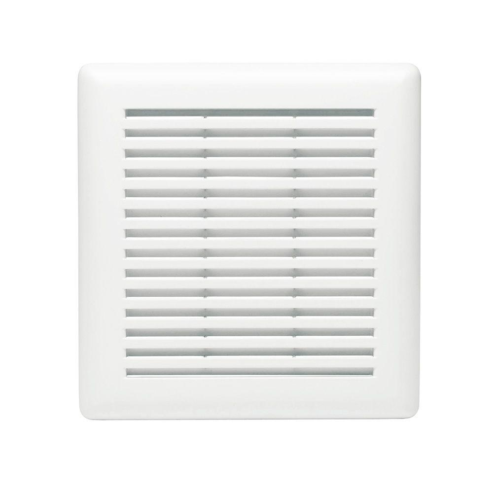 Broan Nutone Replacement Grille For 695 And 696n Bathroom Exhaust Fan 26715178858 Ebay