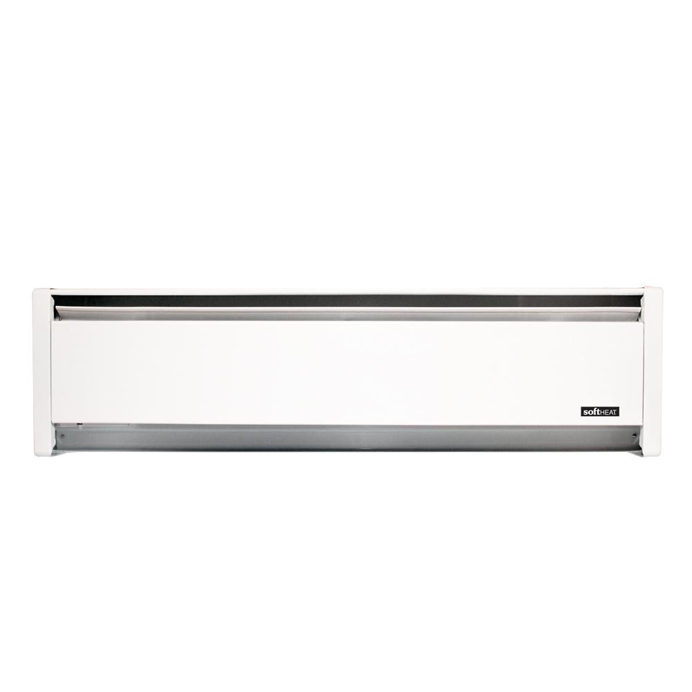 Cadet Electric Baseboard Heater 500 Watts Hydronic Convection Plug In White 27418131577 Ebay