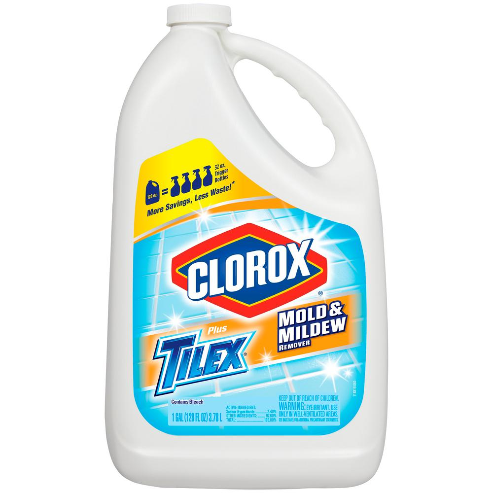 Clorox Tilex 128 oz. Mold and Mildew Remover and Stain ...