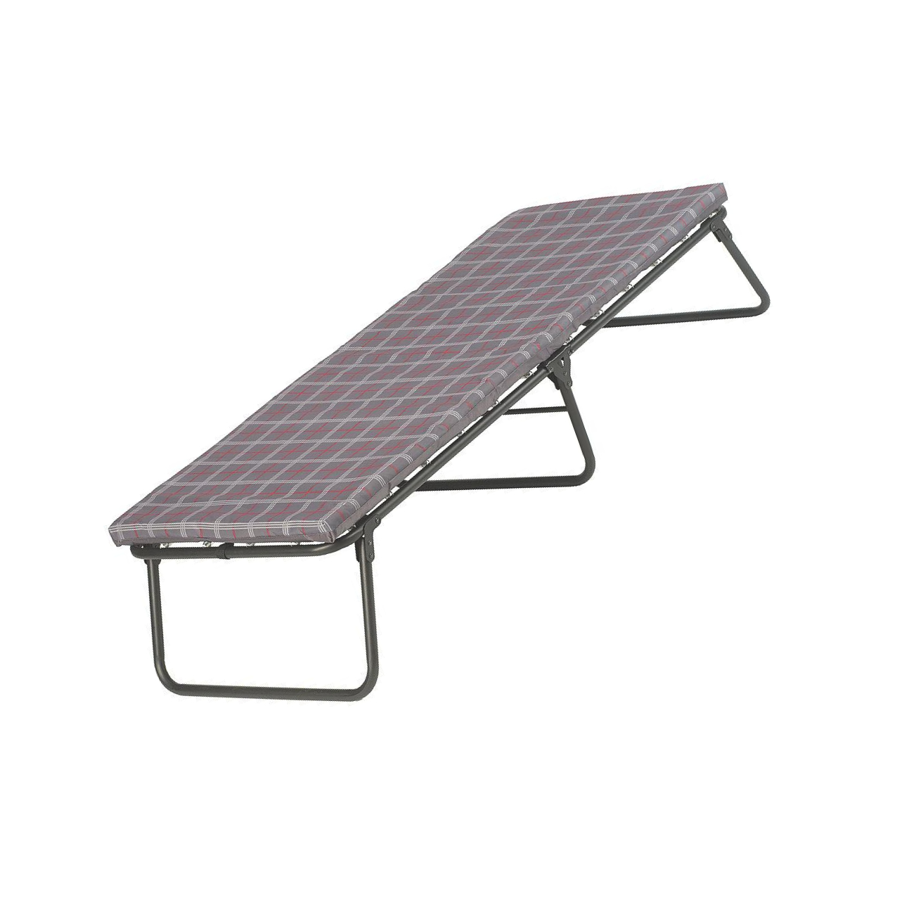 COLEMAN ComfortSmart Cot Folding Bed Camping Thick Foam ...