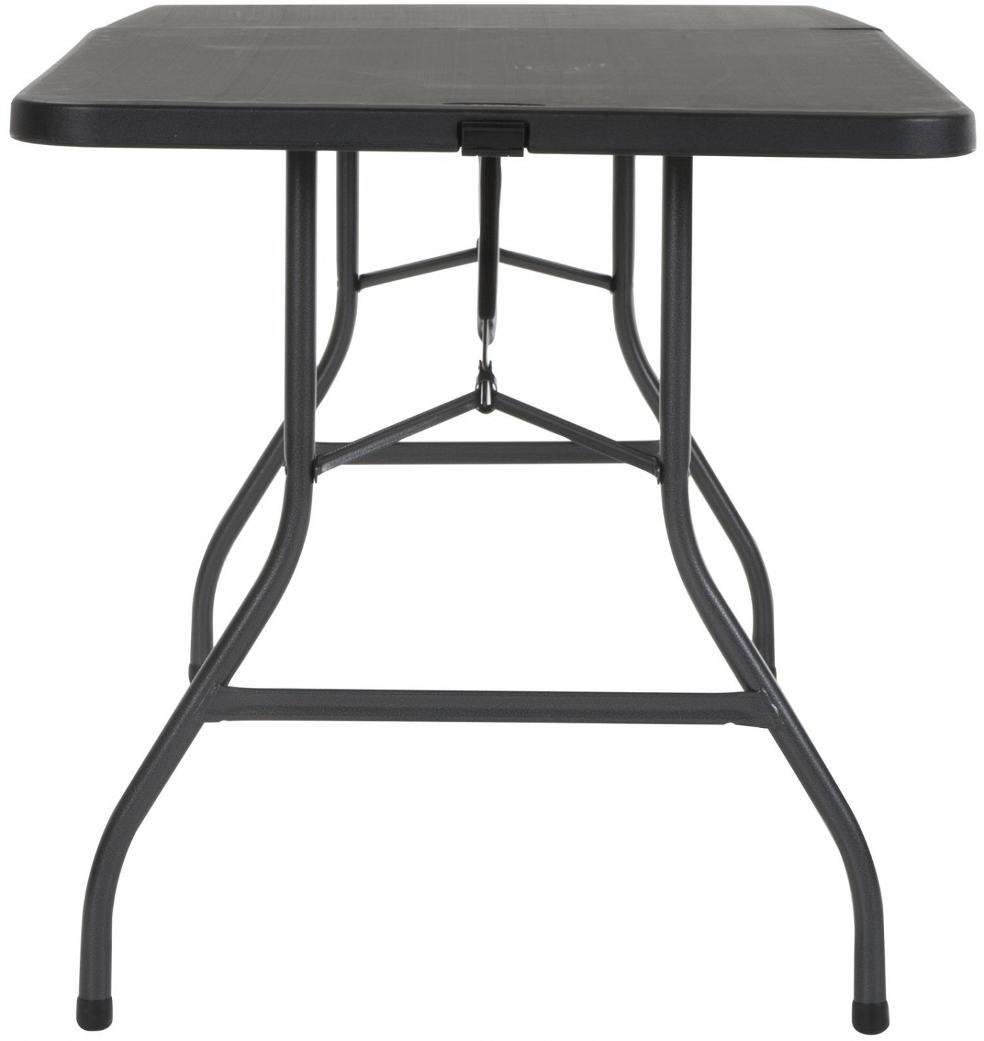6 Foot Centerfold Folding Table Home Plastic Office