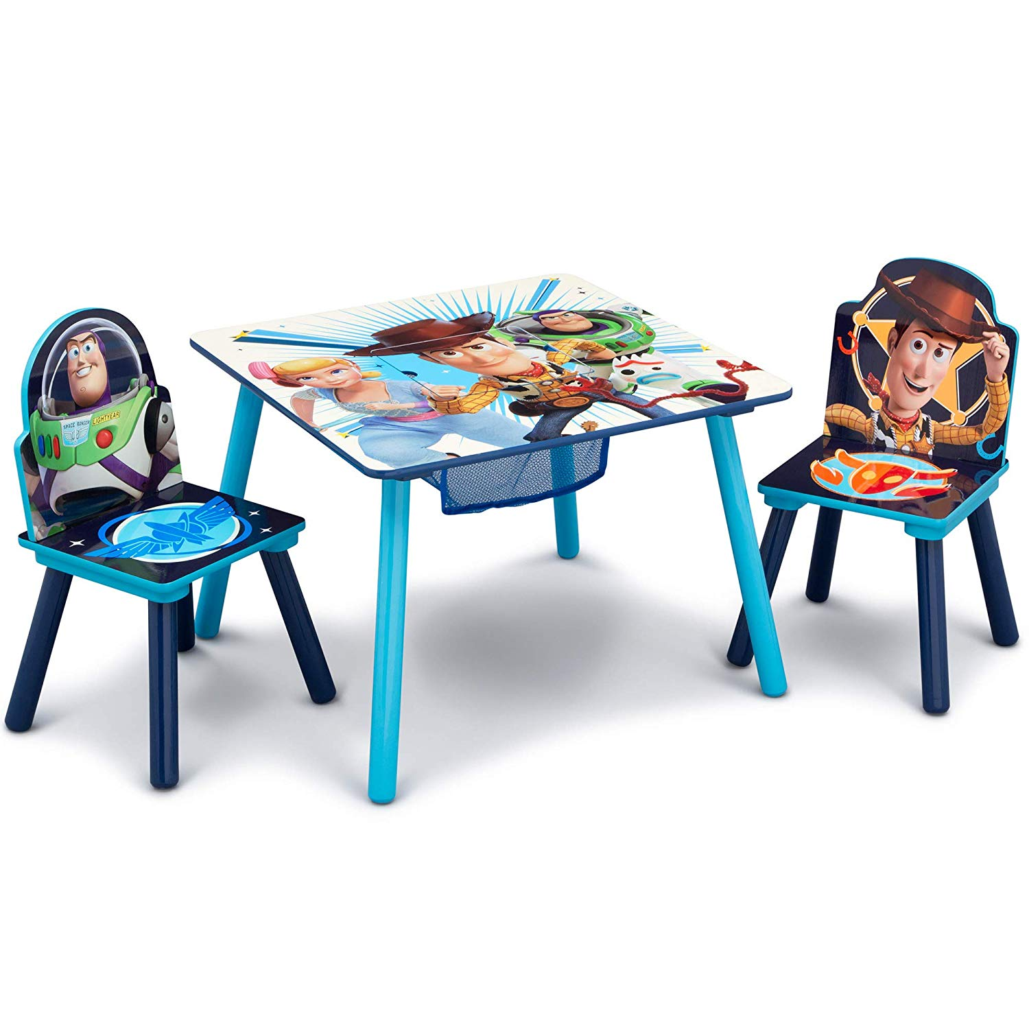 Details About Disney Pixar Toy Story 4 Kids Chair Set And Table Delta Children