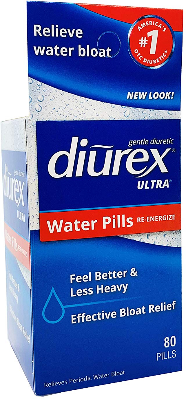 Weight Loss Pills Formula Relieves Water Weight Gain