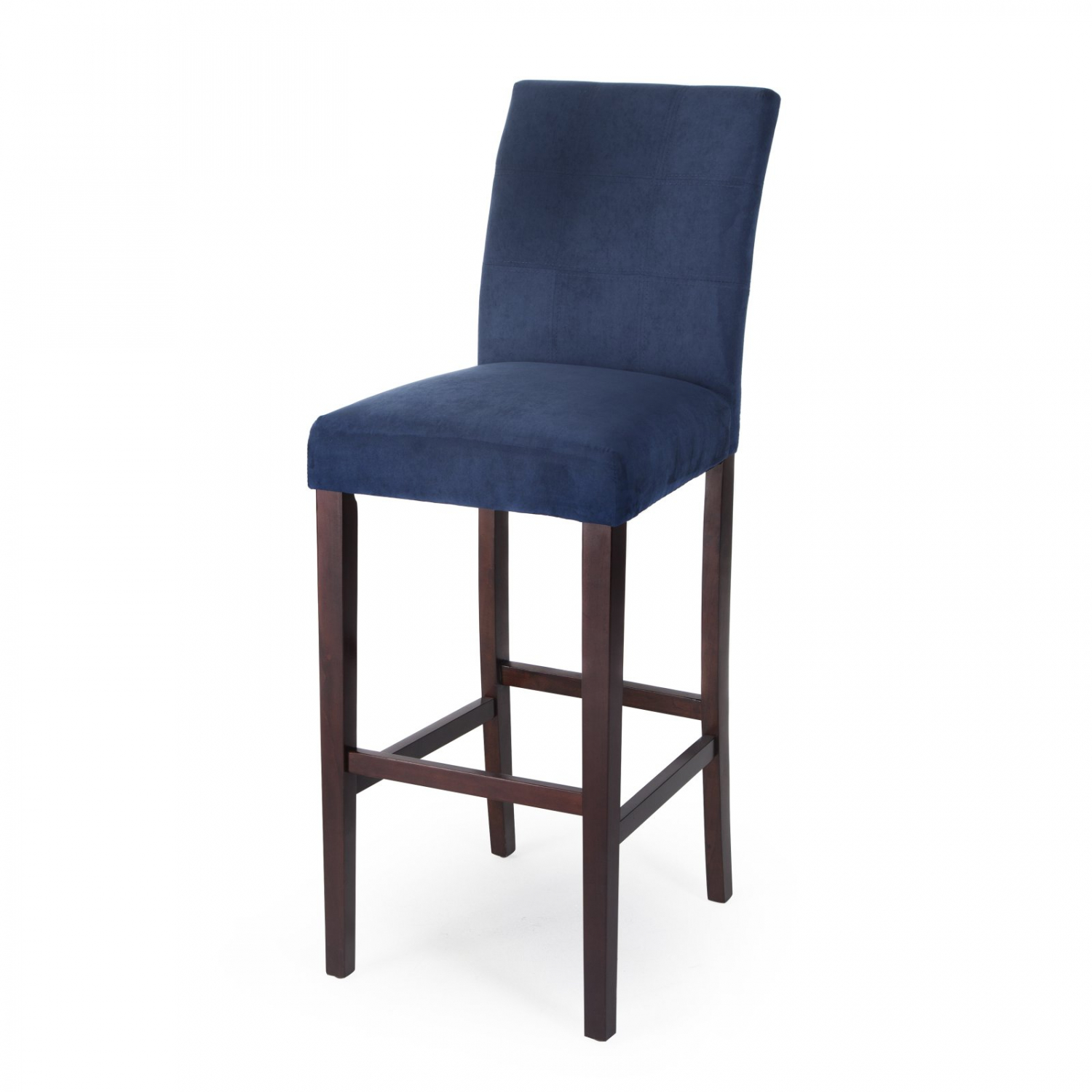 Terrific Details About Palazzo Extra Tall Bar Stool Set Of 2 Dining Furniture Counter Chairs Navy Blue Uwap Interior Chair Design Uwaporg