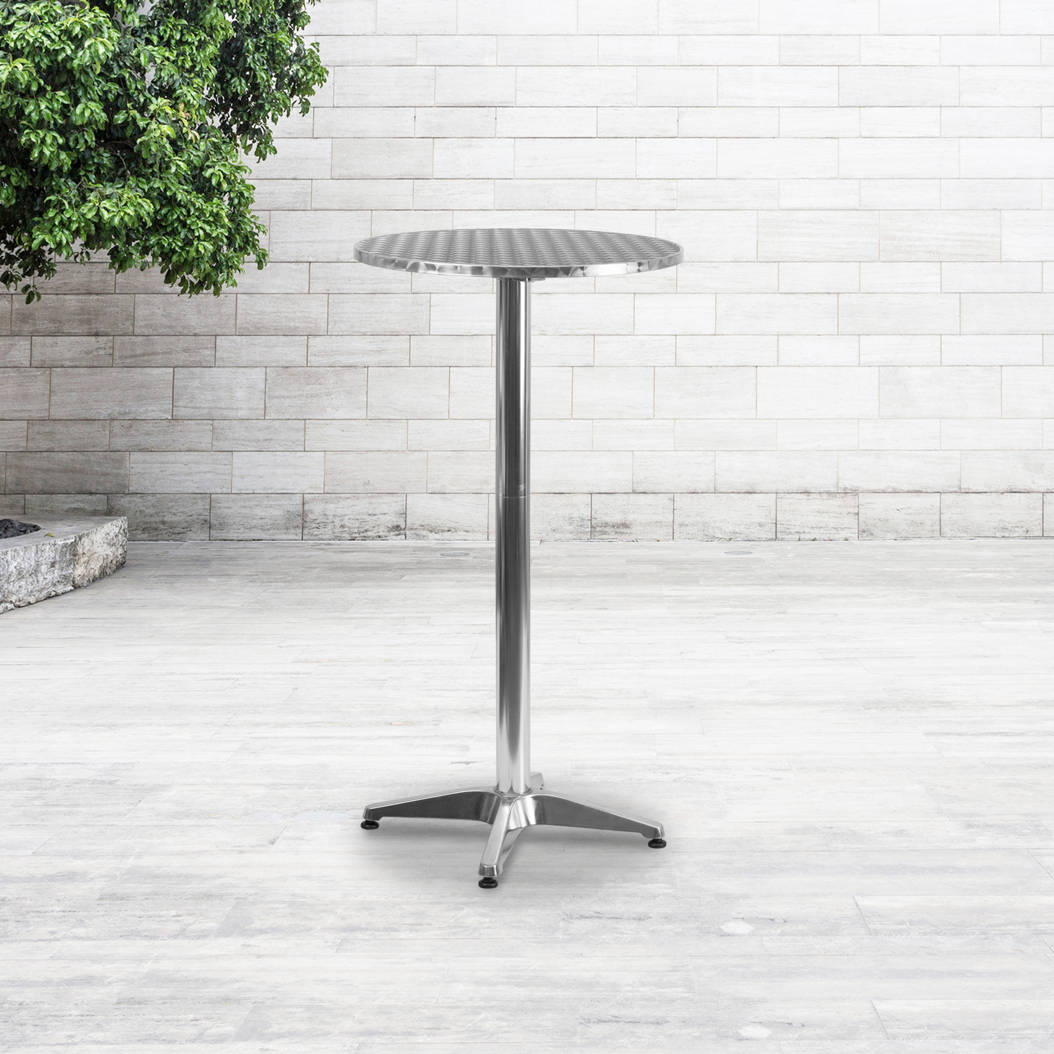 Bar Height Dining Table Pub Round Tall Folding Indoor Outdoor Patio Metal Party Ebay
