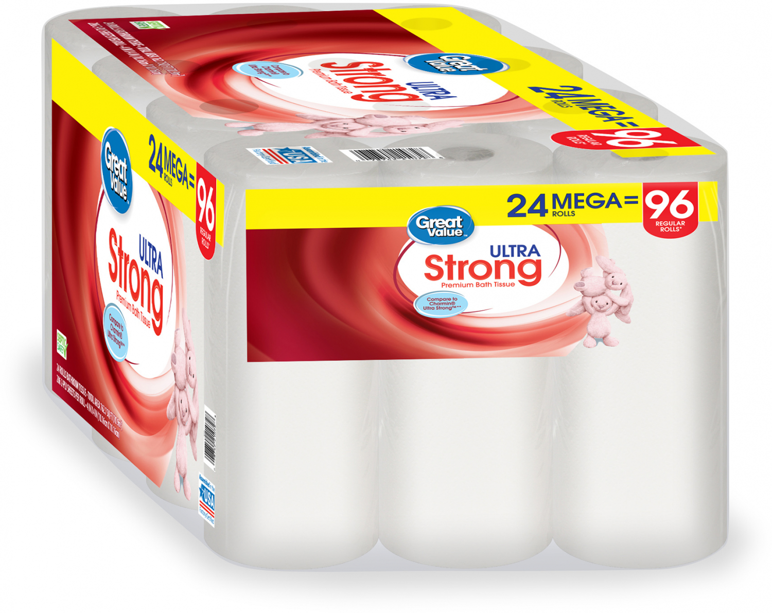 24-Mega-Rolls-Toilet-Paper-Ultra-Strong-2-Ply-Soft-Bath-Tissue-Save-Great-Value thumbnail 20