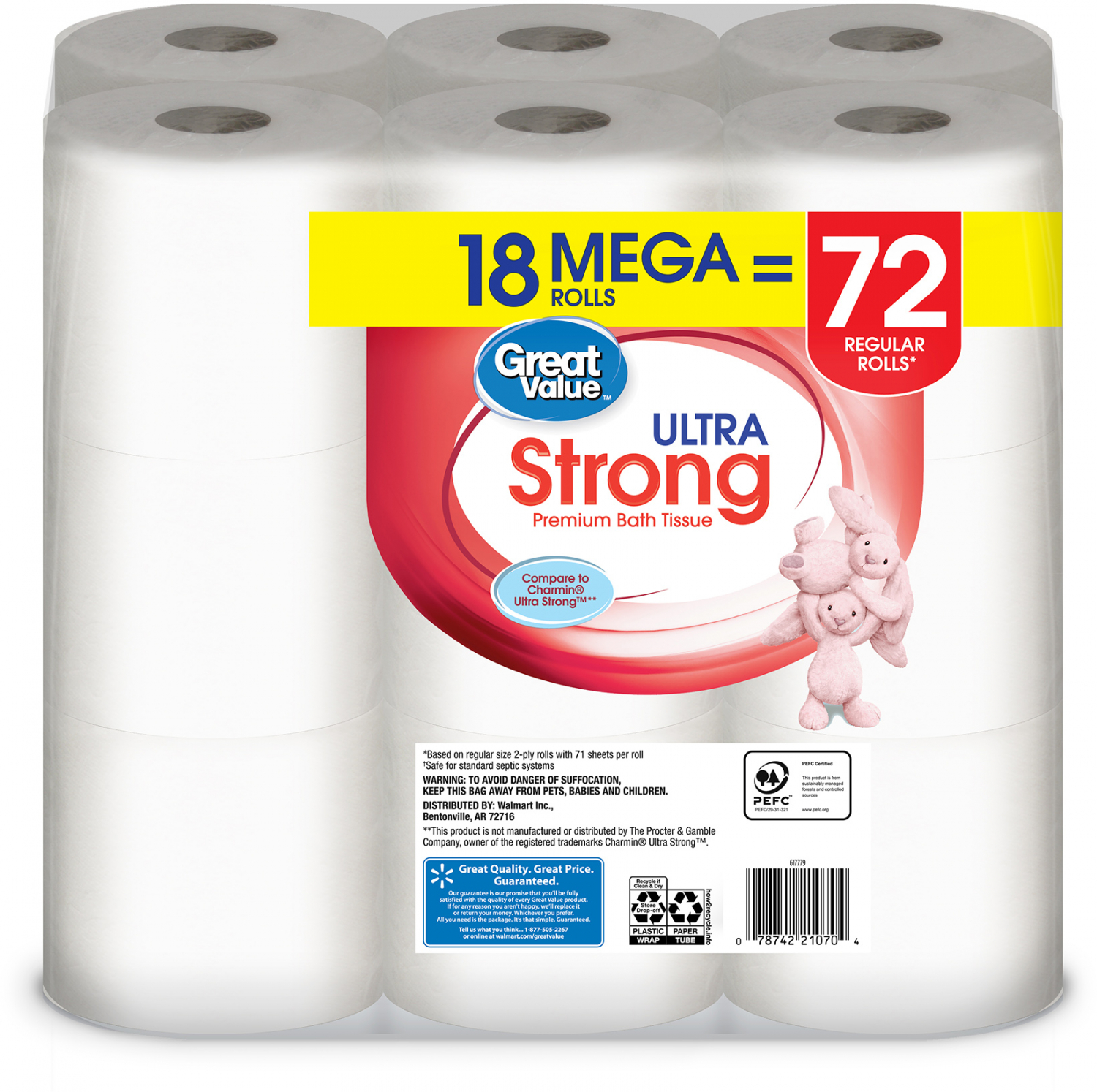 24-Mega-Rolls-Toilet-Paper-Ultra-Strong-2-Ply-Soft-Bath-Tissue-Save-Great-Value thumbnail 17