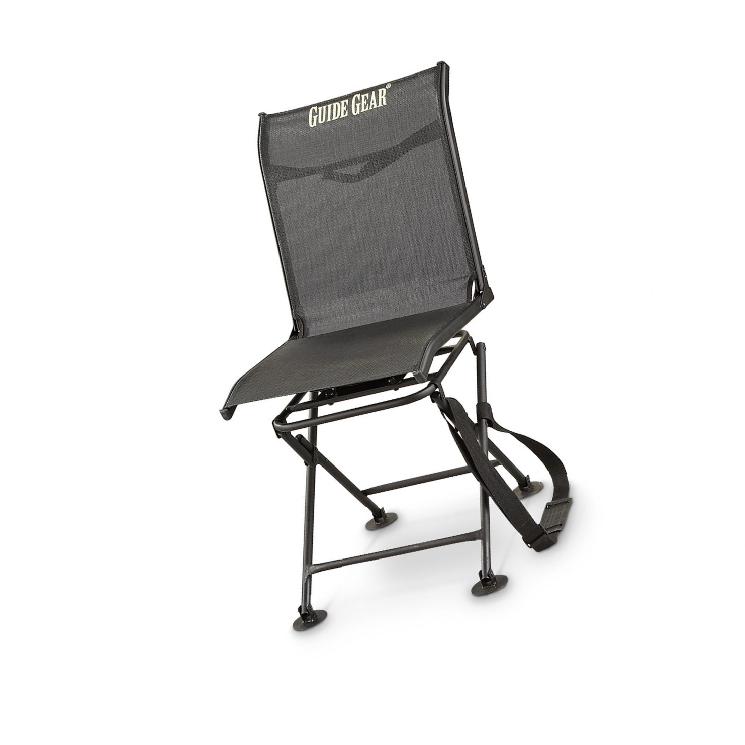 Outstanding Details About Hunting Blind Chair 360 Degree Silent Swivel Easy Carry Wide Feet Holds 300 Lbs Inzonedesignstudio Interior Chair Design Inzonedesignstudiocom