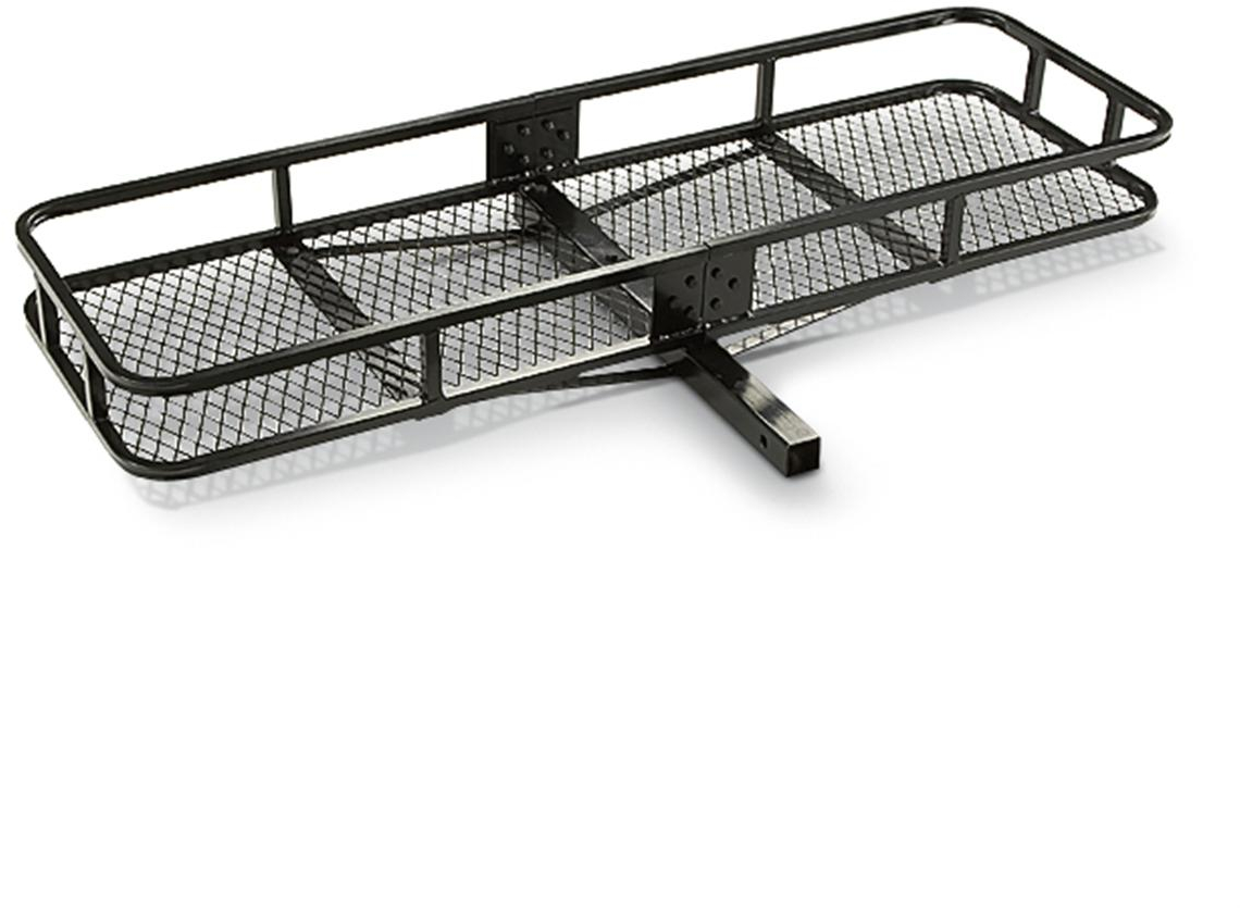 Details about Cargo Carrier Universal Aluminum Truck Rack Nickel Boron Full  Size Heavy-duty
