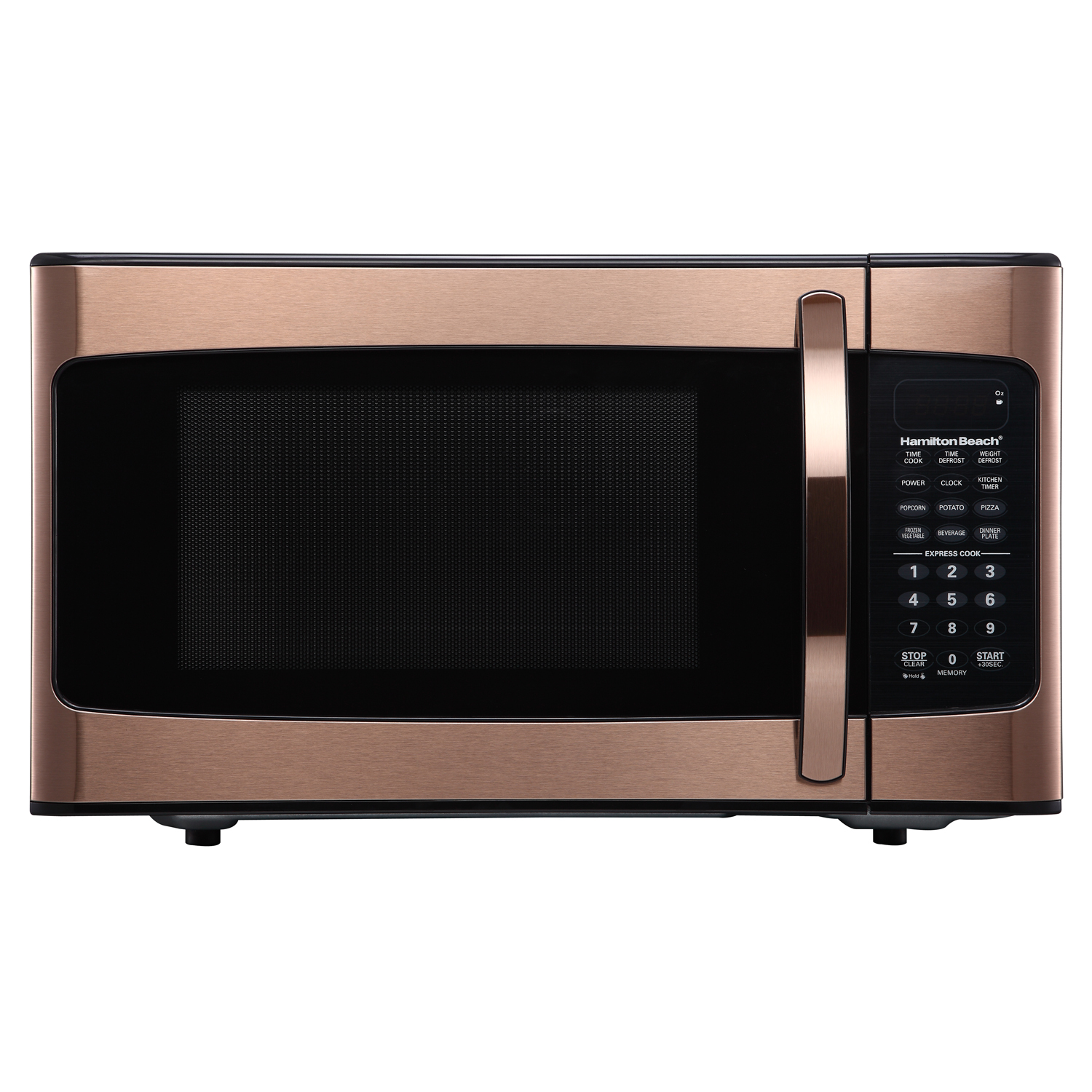 Microwave Oven 1000 Watts Copper