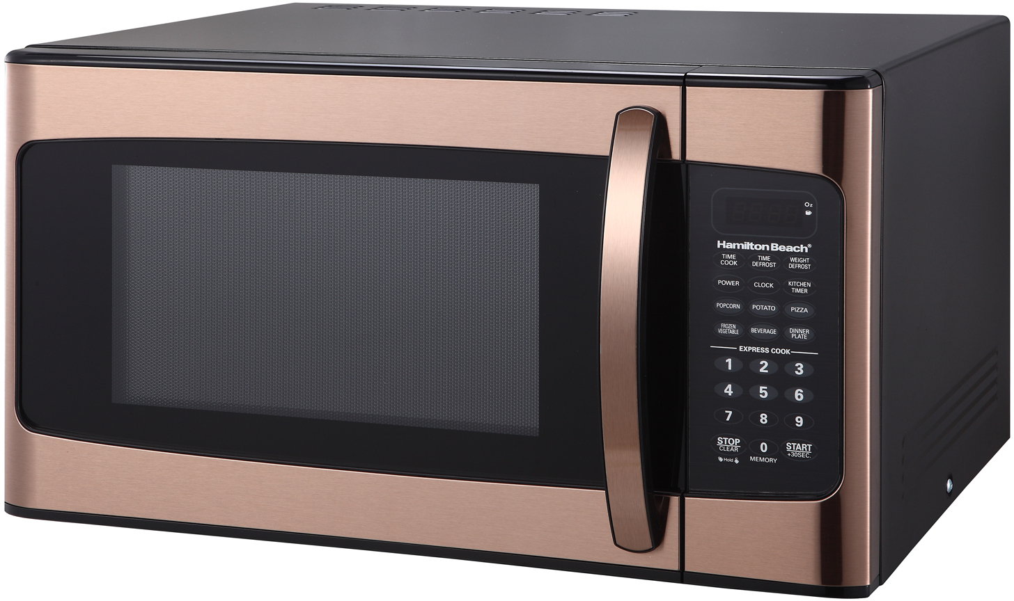 Hamilton Beach 1 1 Cu Ft Kitchen Microwave Oven Cooking