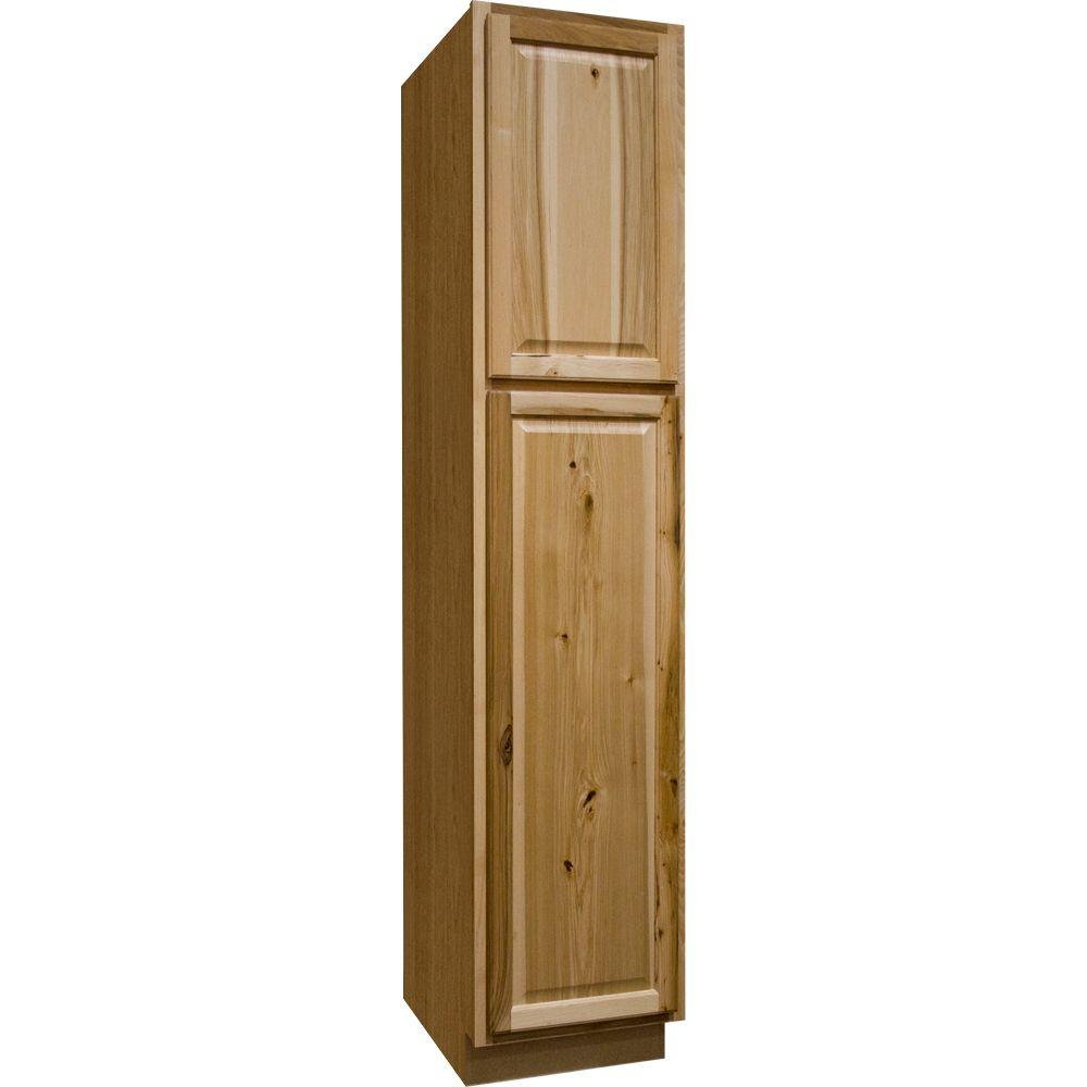 Details about Hampton Bay Hampton Assembled 5x5x5 in. Pantry Kitchen  Cabinet in Natural