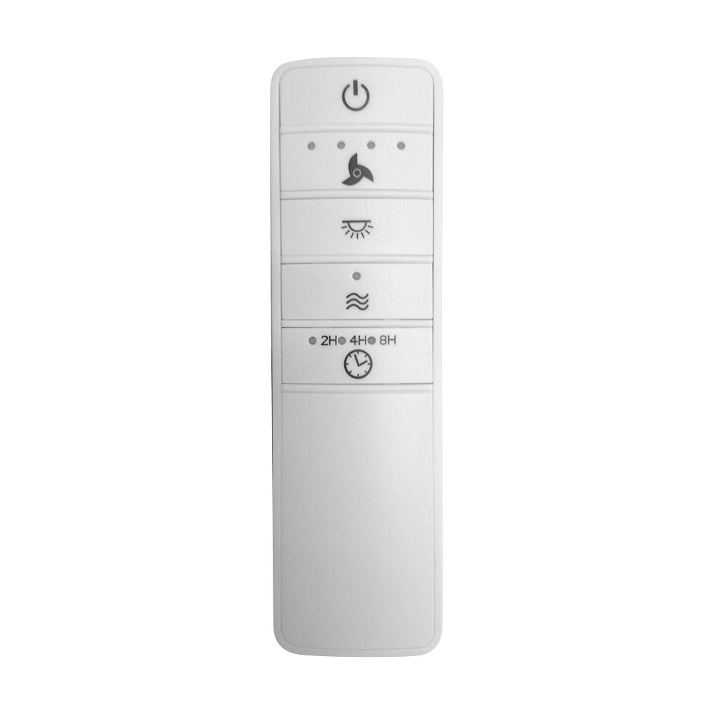 Universal Wink Enabled White Ceiling Fan Premier Remote 4
