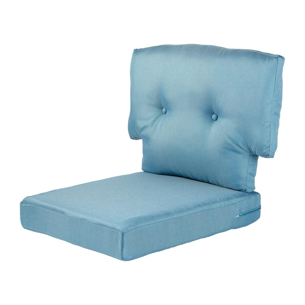 Washed Blue Replacement Cushion for Martha Stewart ...