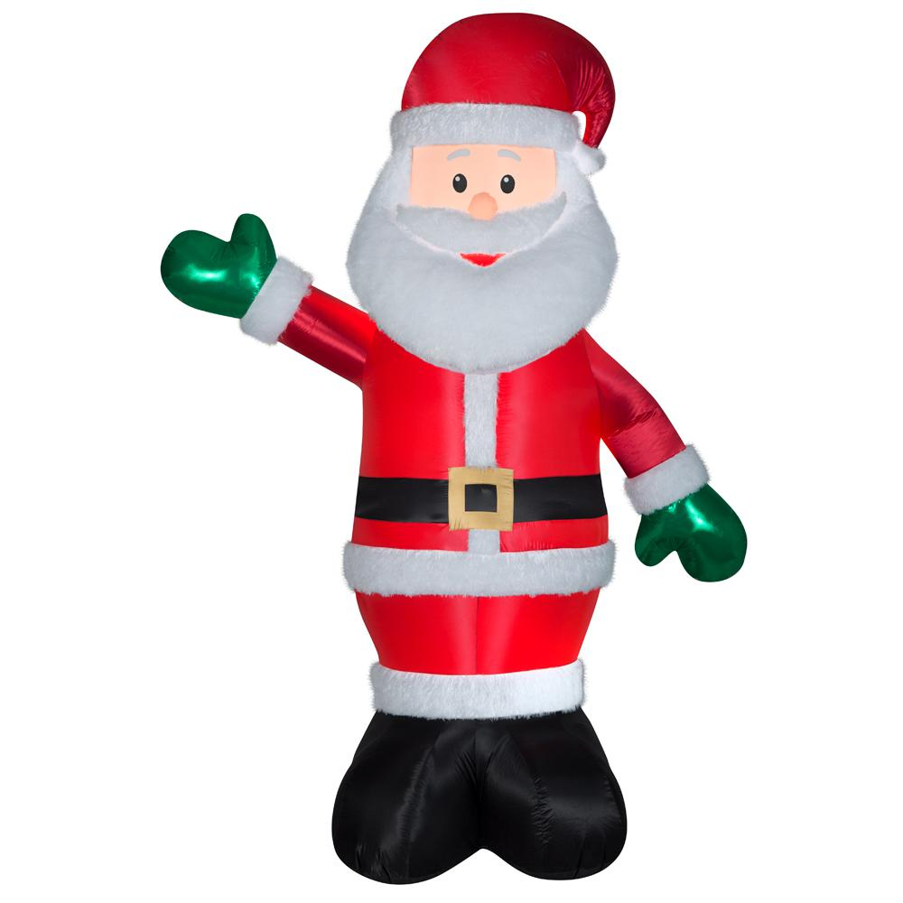 Home Accents Holiday Christmas Inflatable Decor Giant ...