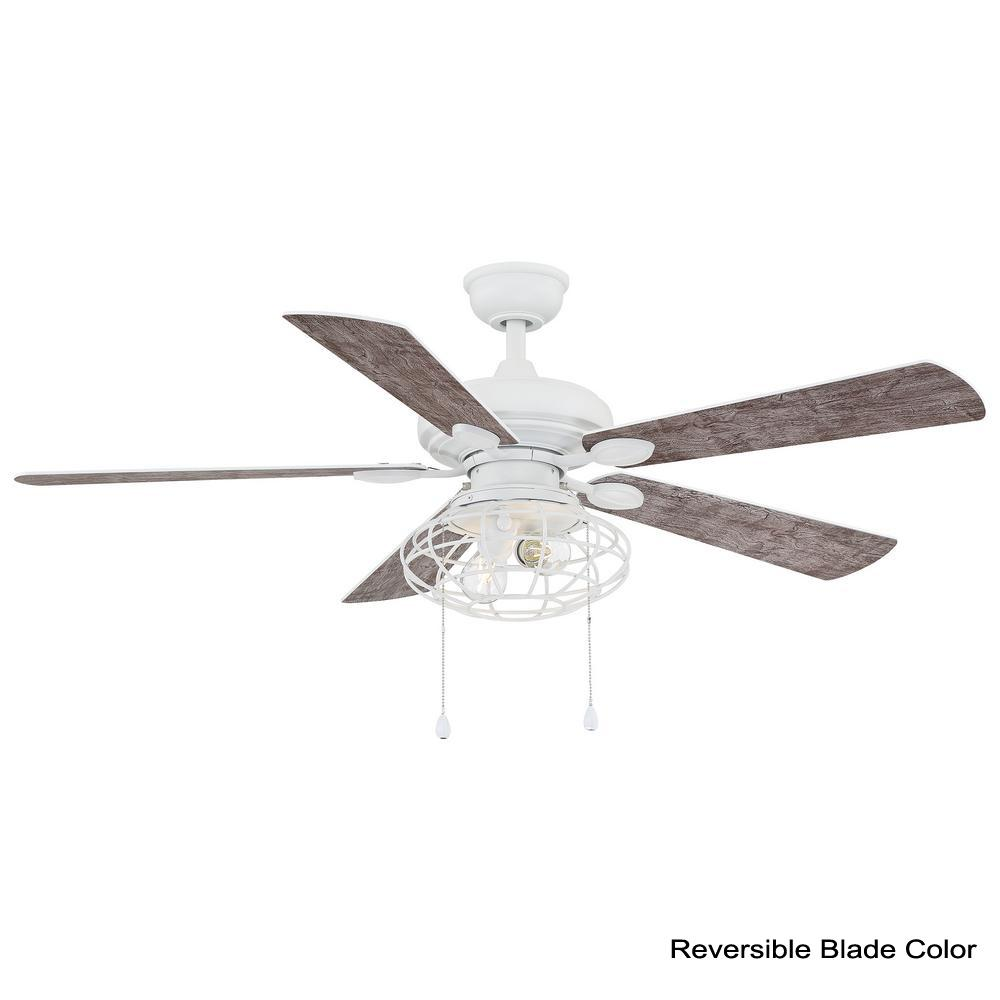 Led Ceiling Fan Iron Cage