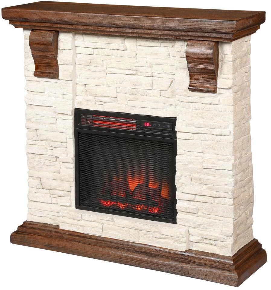 Electric Fireplace Tv Stand Home Decorators Collection Highland Faux