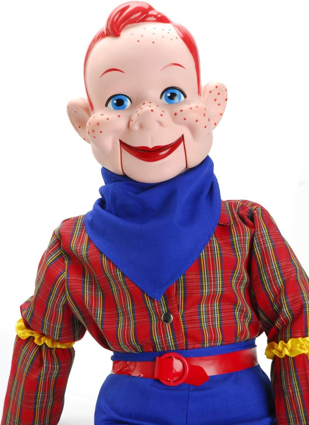 howdy doody dummy ventriloquist doll of