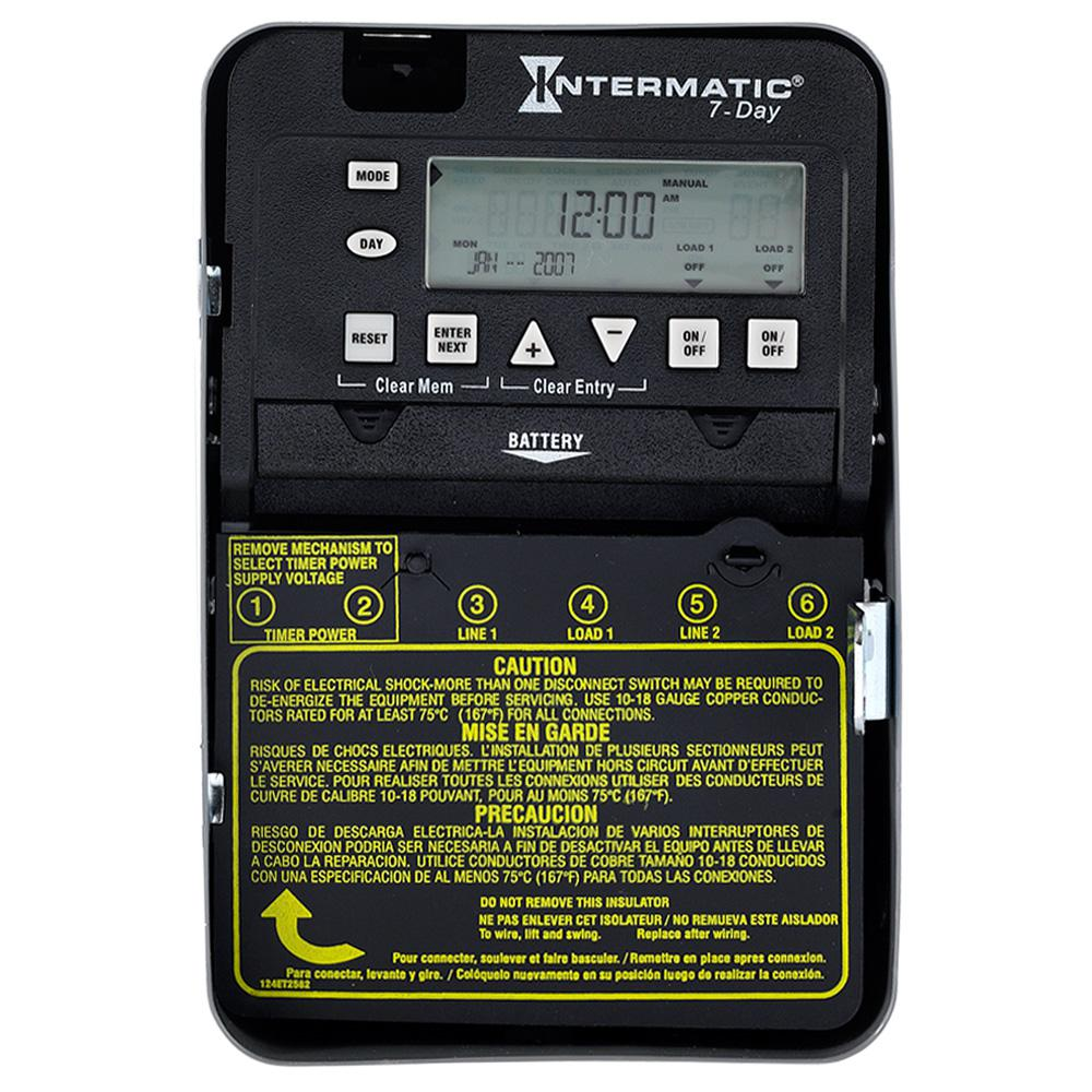 Intermatic Electronic Time Switch Timer Programmable 30
