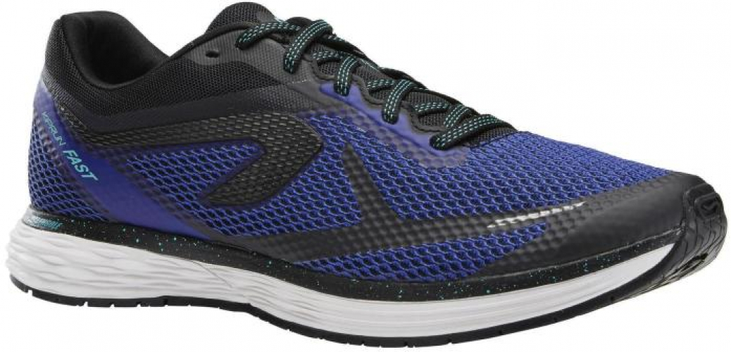 d8649848a81 KALENJI Kiprun Fast Mens Running Shoes - Blue UK10 EU44.5