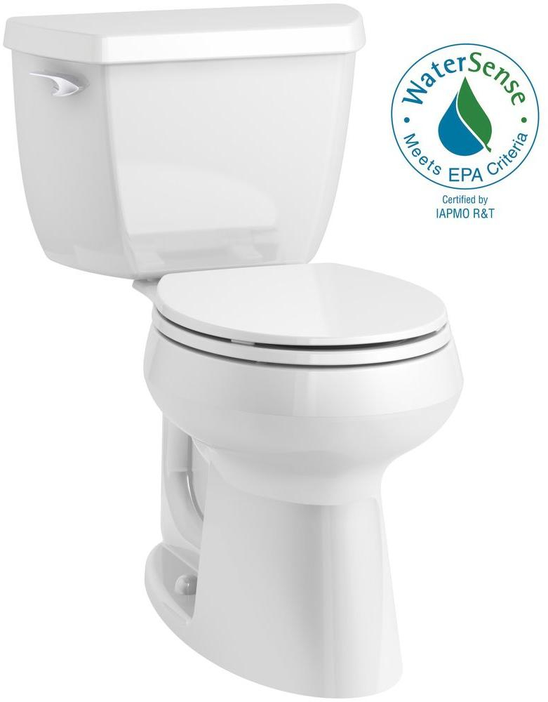 Fantastic Details About Kohler Highline Classic Complete Solution 2 Piece 1 28 Gpf Single Flush Toilet Theyellowbook Wood Chair Design Ideas Theyellowbookinfo