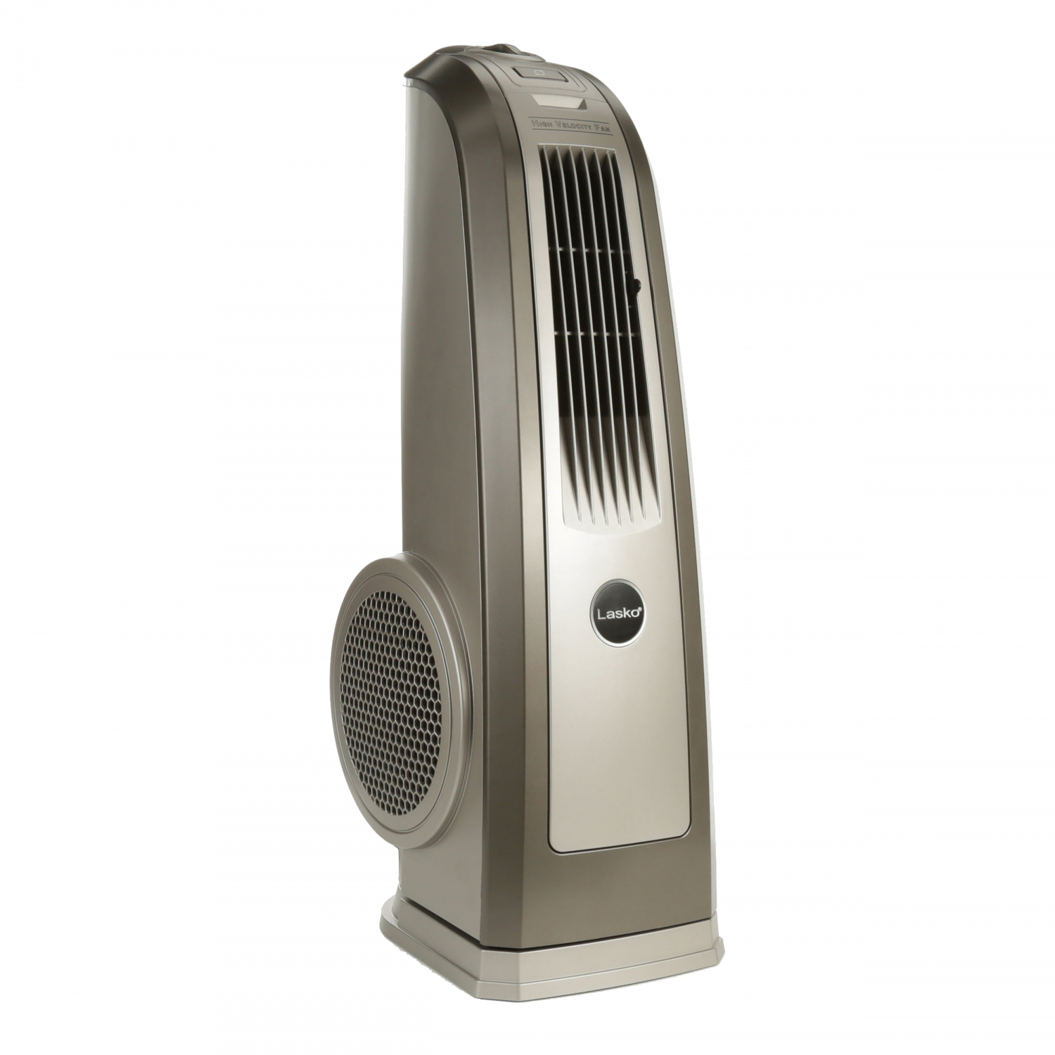 Details about Gray HVB Oscillating 20 Floor Fan High Velocity 3-Sd on