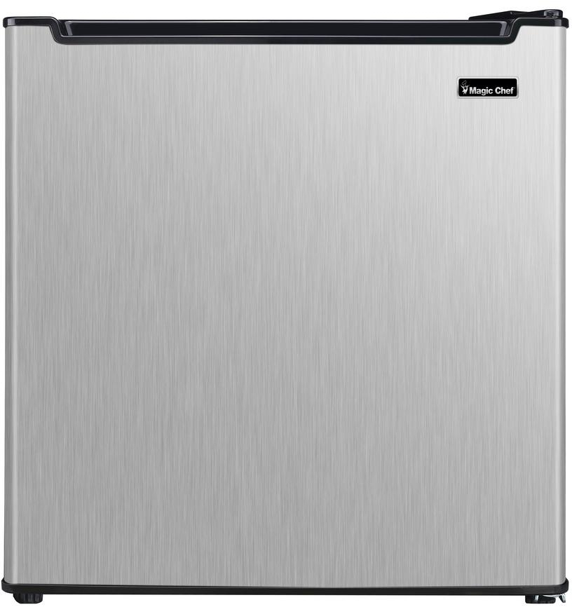 Magic Chef 17 Cu Ft Freezerless Mini Refrigerator In Stainless