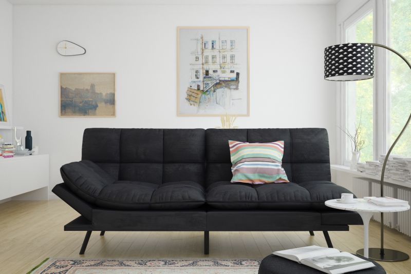 Super Details About Sleeper Sofa Bed Convertible Couch Modern Living Room Futon Loveseat Chair New Ocoug Best Dining Table And Chair Ideas Images Ocougorg