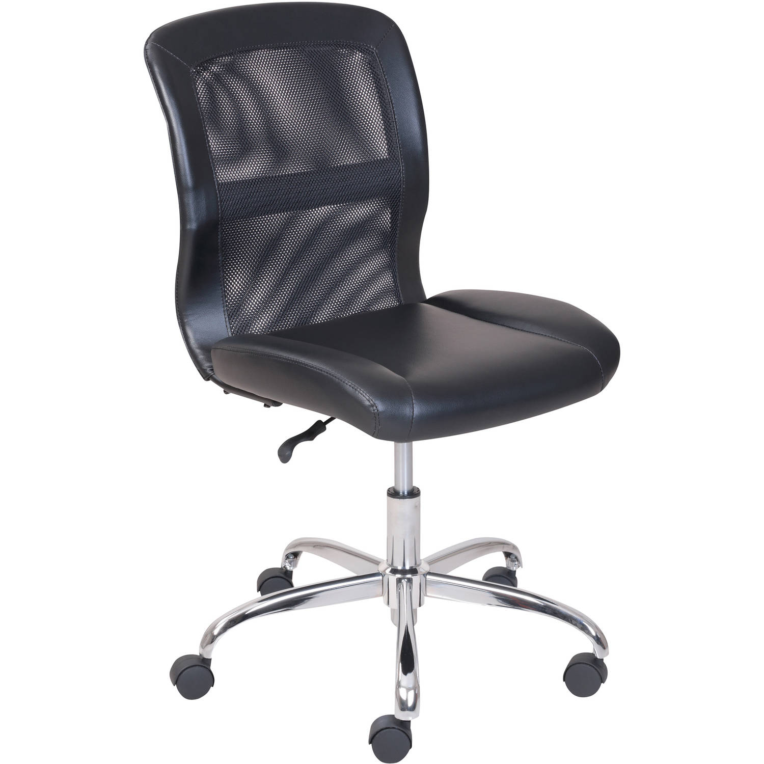 Incredible Details About Mainstays Vinyl And Mesh Task Office Chair Multiple Colors Office Adjustable Spiritservingveterans Wood Chair Design Ideas Spiritservingveteransorg