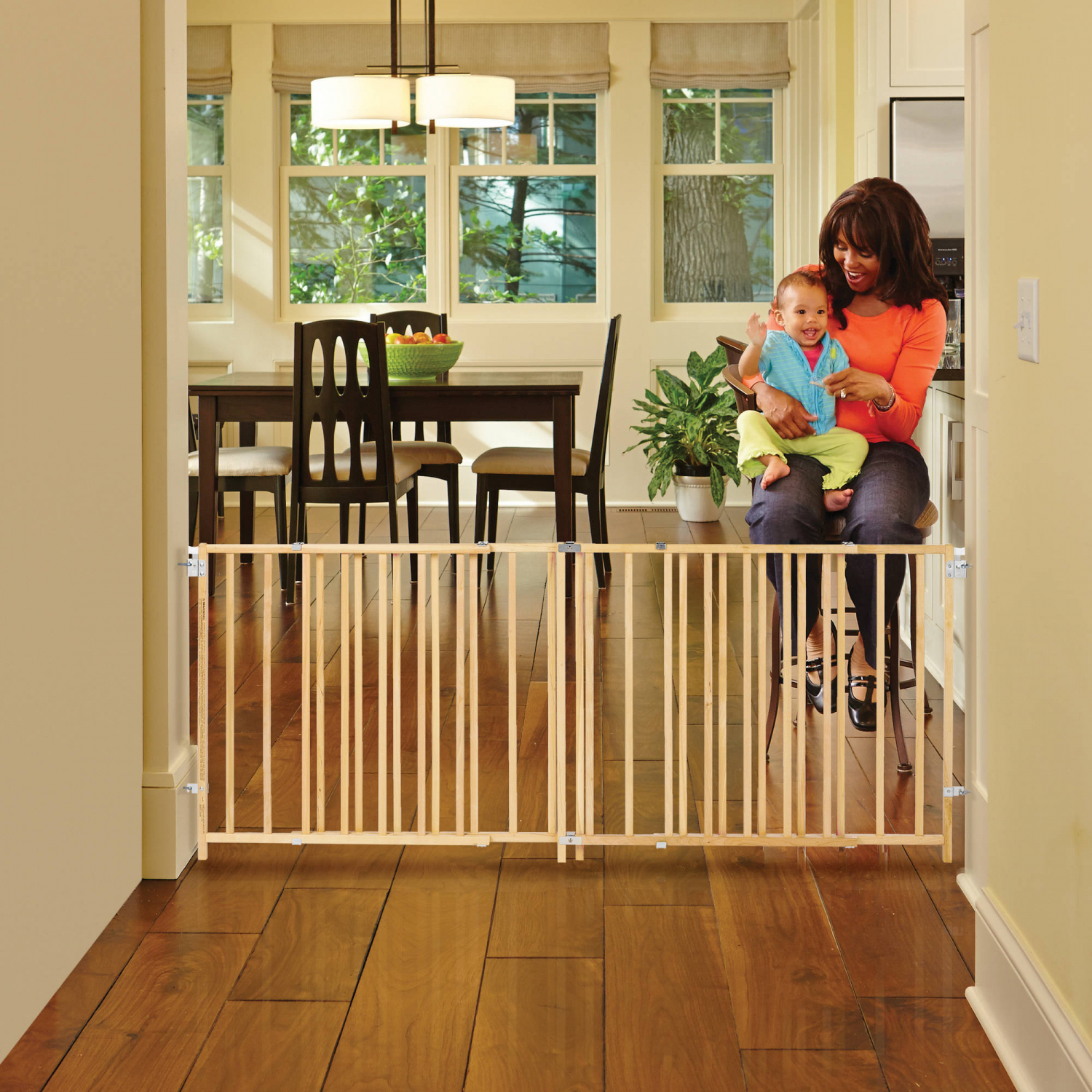 Baby Gate Child Dog Pet 5 To 8 Foot
