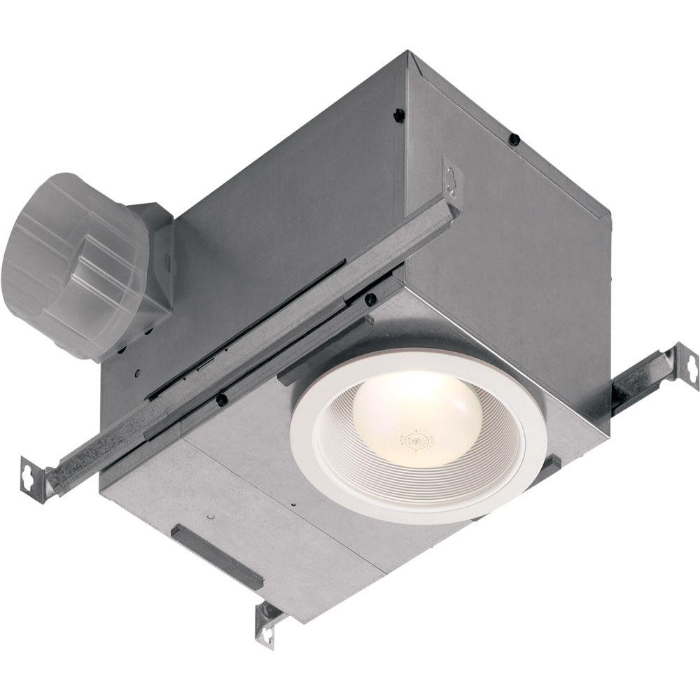Details about NuTone Bathroom Exhaust Fan 70 CFM Ceiling Recessed Light  Vent Indoor Venting