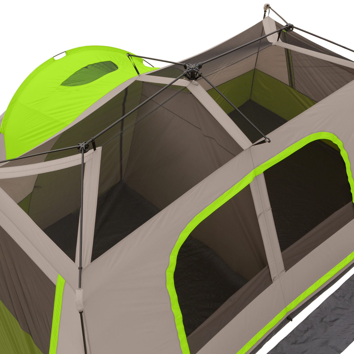 Ozark Trail 11 Person 3 Room Instant Cabin Tent Outdoor