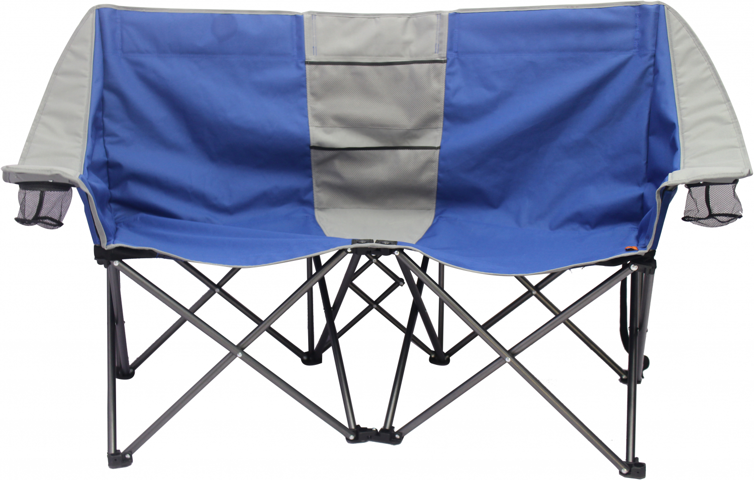 Enjoyable Details About Ozark Trail Two Person Conversation Camping Chair Lamtechconsult Wood Chair Design Ideas Lamtechconsultcom