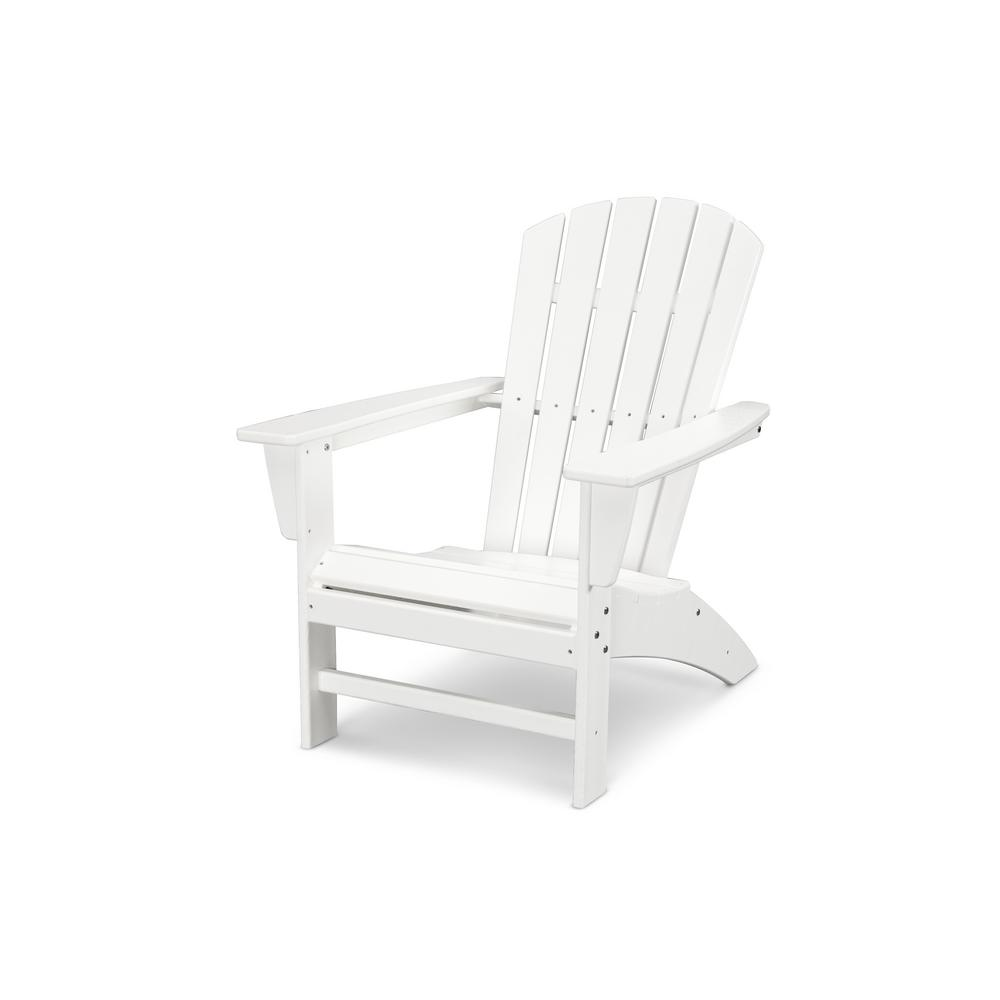 Polywood Outdoor Patio Adirondack Chair