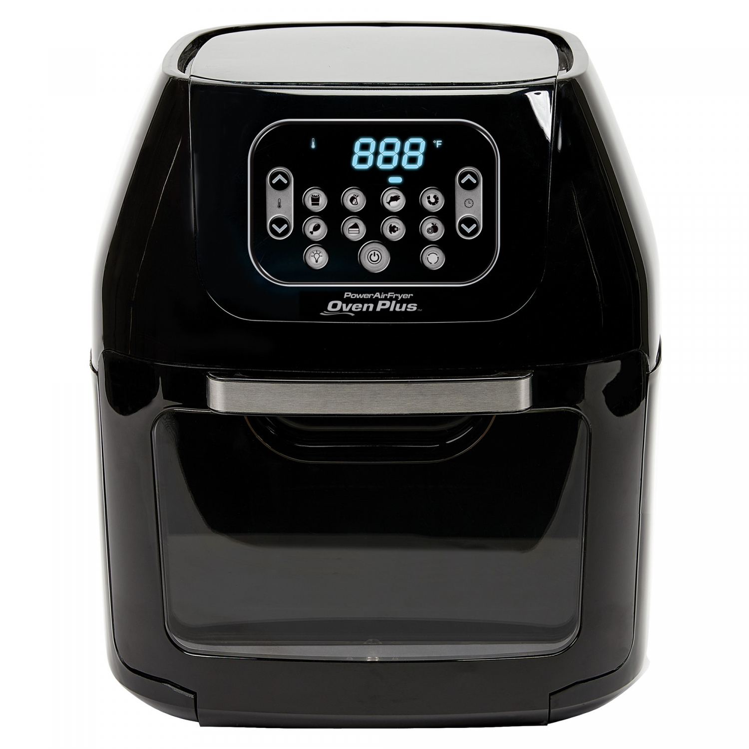 6Qt Electric Air Fryer Oven Plus Toaster Rotisserie Dehydrat