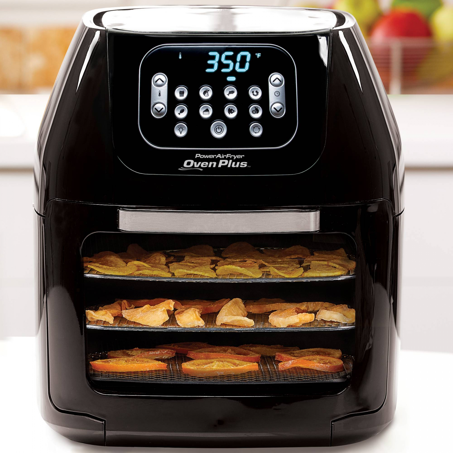 Power Air Fryer Oven All-in-One 6 Quart Plus As Seen on TV ...