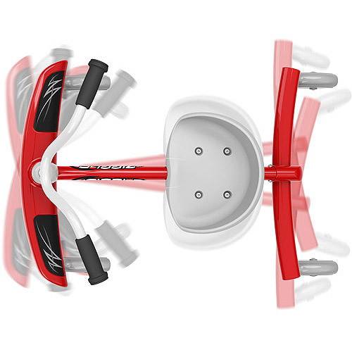 thumbnail 29 - Radio-Flyer-Ziggle-Caster-Ride-on-For-Kids-360-Degree-Spins-Red-Pink-Boys-Girls