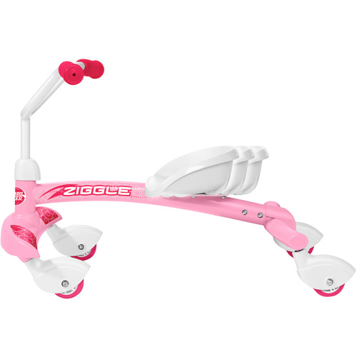 thumbnail 15 - Radio-Flyer-Ziggle-Caster-Ride-on-For-Kids-360-Degree-Spins-Red-Pink-Boys-Girls
